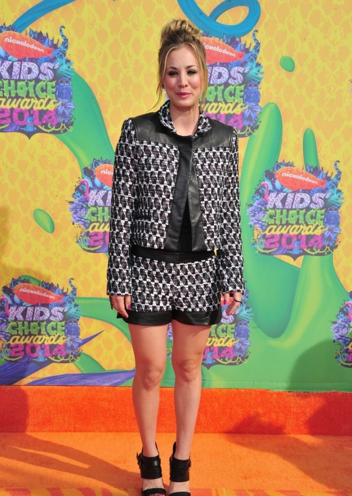 Nickelodeon's 27th Annual Kids' Choice Awards - Arrivals