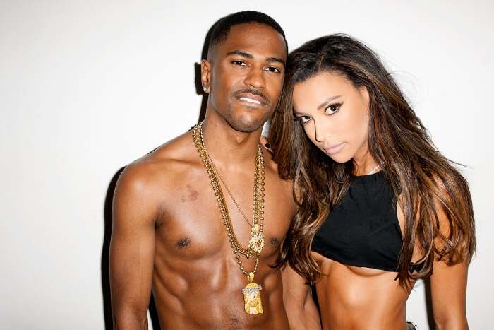 Naya-Rivera-Big-Sean-2