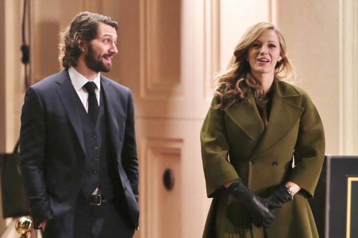 "Blake Lively Films ""Age Of Adaline"""